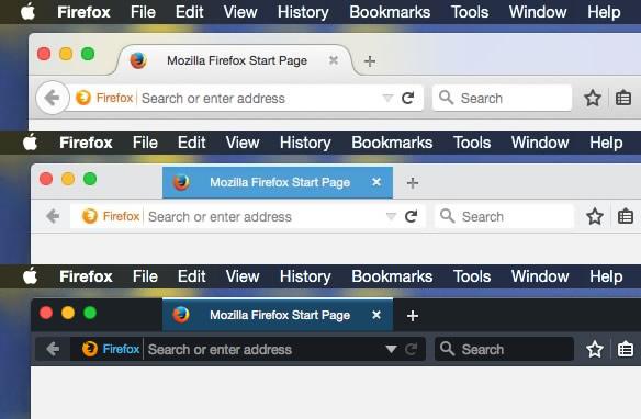 Firefox Minimal Theme