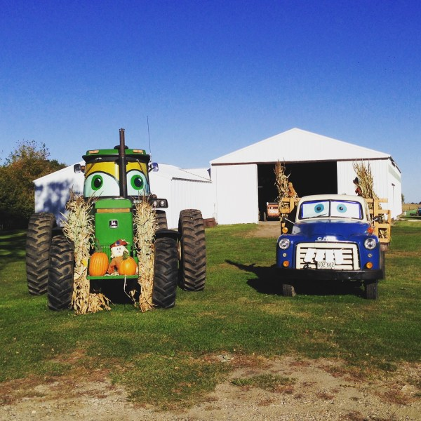 Cars Tractor & Truck