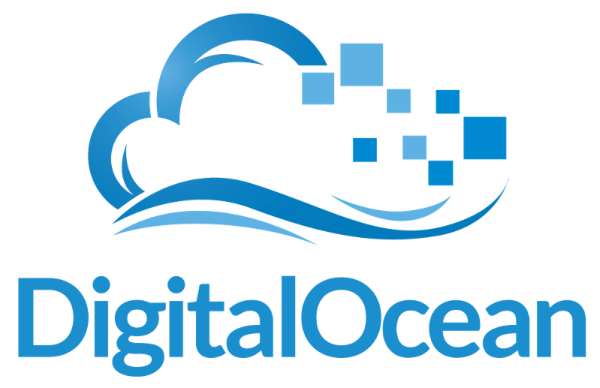 Digital Ocean Logo Large