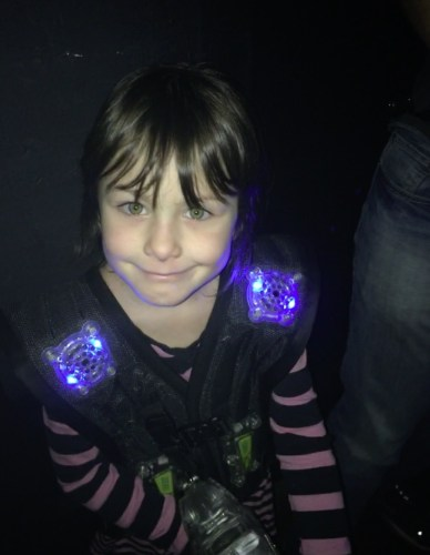 Laser Tag Lily