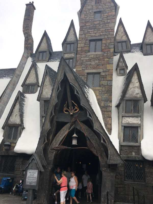 The Three Broomsticks Restaurant Photo
