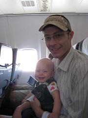 Airplane ride!