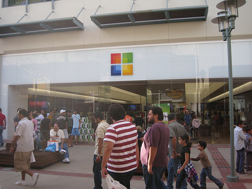 Microsoft Store in San Diego