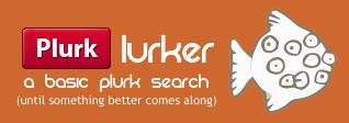 Plurk Lurker Logo