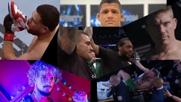 UFC 264 voti