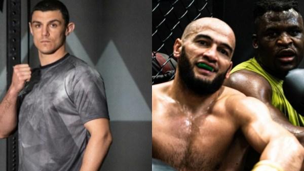 Alessio Di Chirico vs Albert Duraev UFC