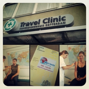 travel clinic, Our idea becoming real, part 2