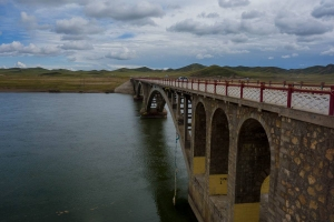 Bridge over Yellow River
