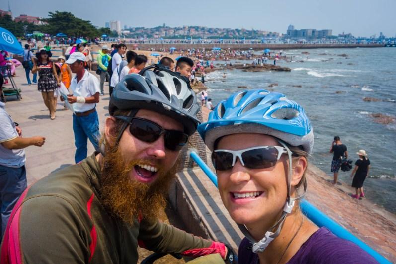 Qingdao!