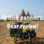 Ortlieb BIKE-PACKER PLUS and SPORT-PACKER PLUS