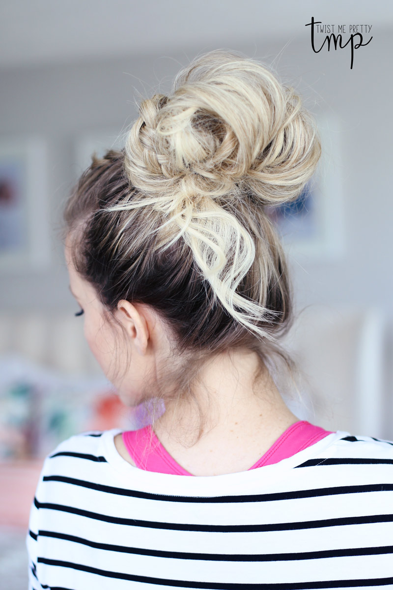 5 Workout Hairstyles Twist Me Pretty