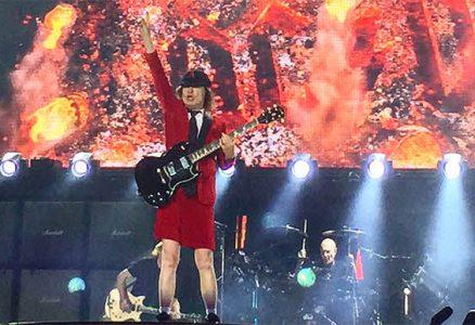 AC DC melbourne concert
