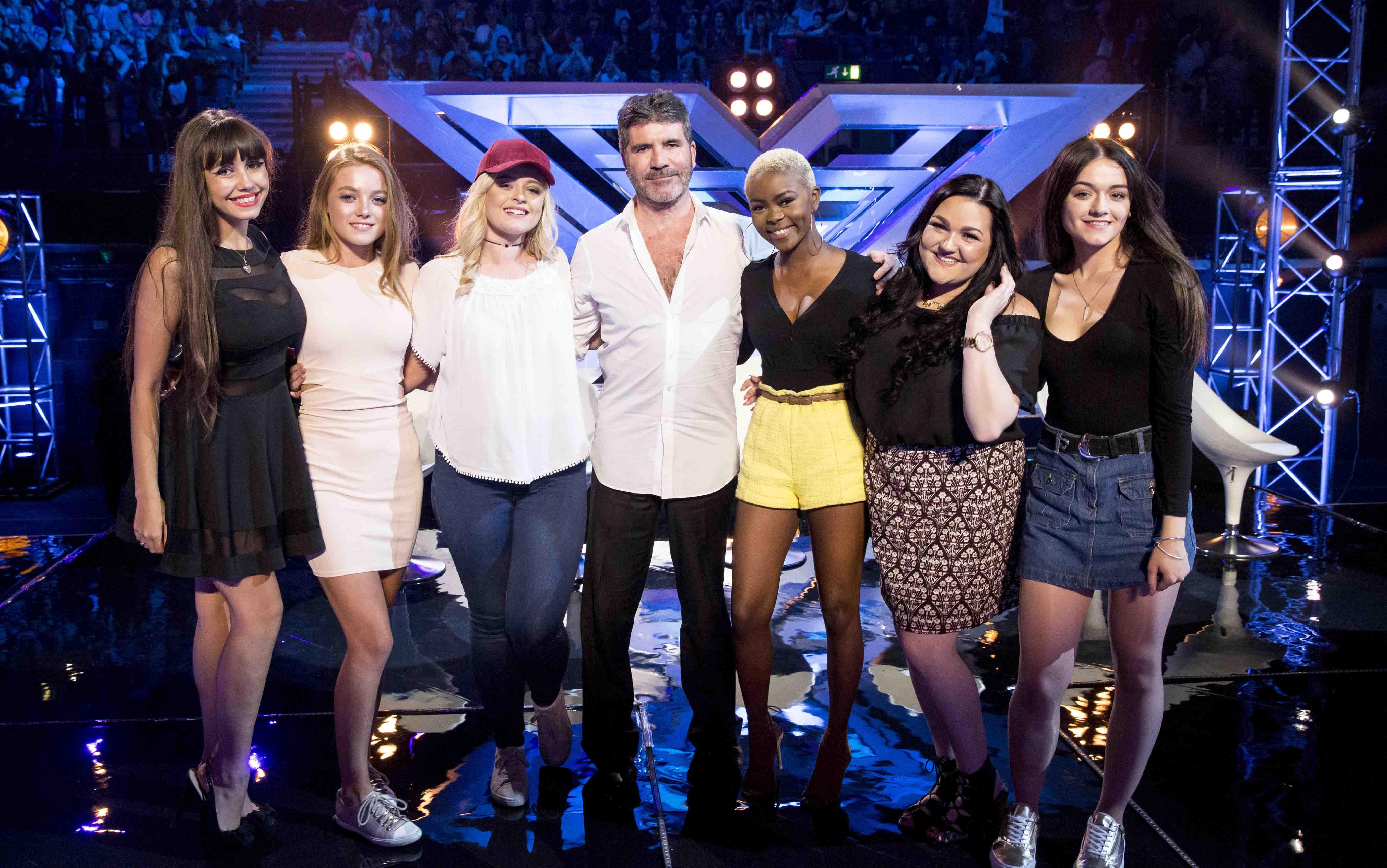 X Factor 6 Chair Challenge 2017