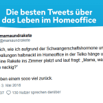 11 Witzige Tweets Uber Das Leben Im Homeoffice Twitterperlen