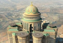 big hotel of makkah