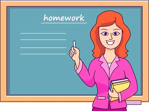 Teacher in dress code