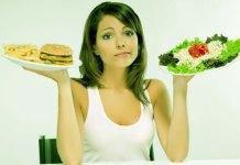 Change eating habits