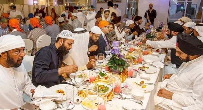 Donald trump iftar dinner