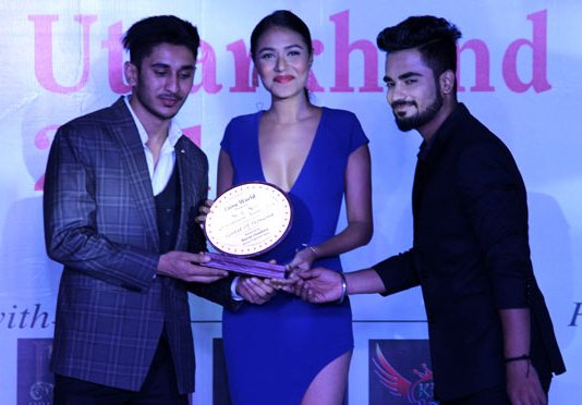 Unnati and Vinay Mr and Miss Uttarakhand Fame