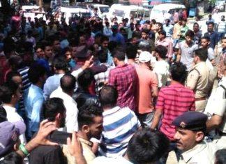 Murder of girl After Gangrape