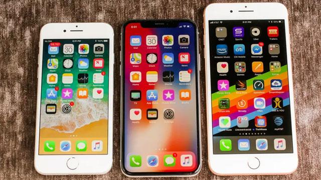iPhone of apple