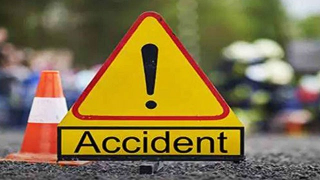Five people died in different accidents