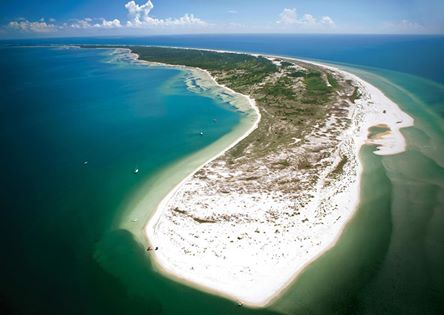 Very Tip of Cape San Blas-Beautiful!