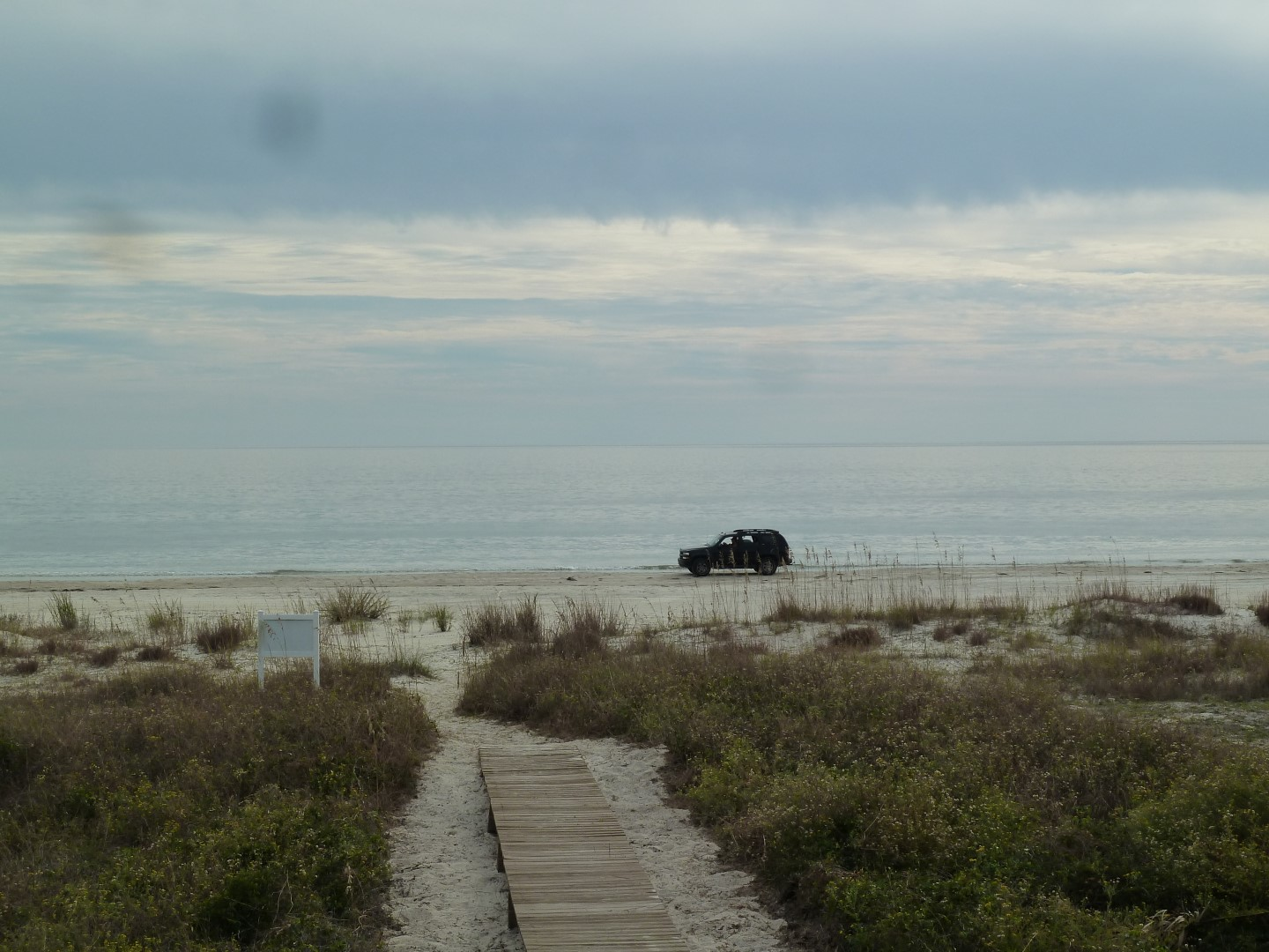 Drive your Golf Cart or Truck on Beach
