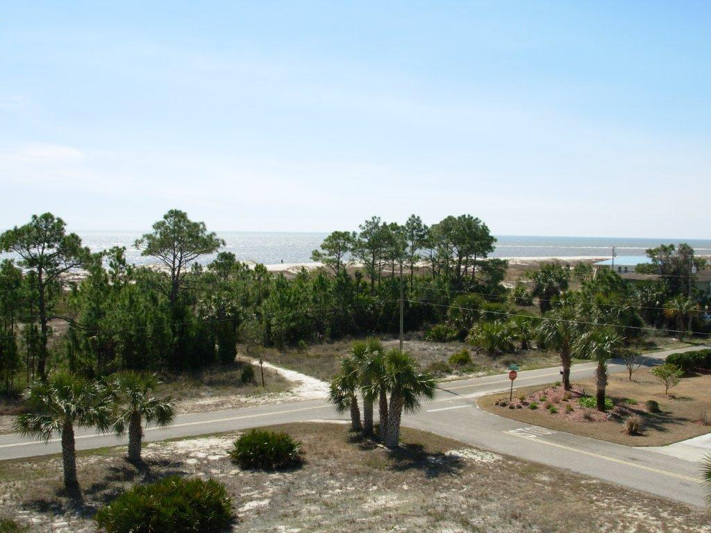 View of Beach and Start of Beach Path
