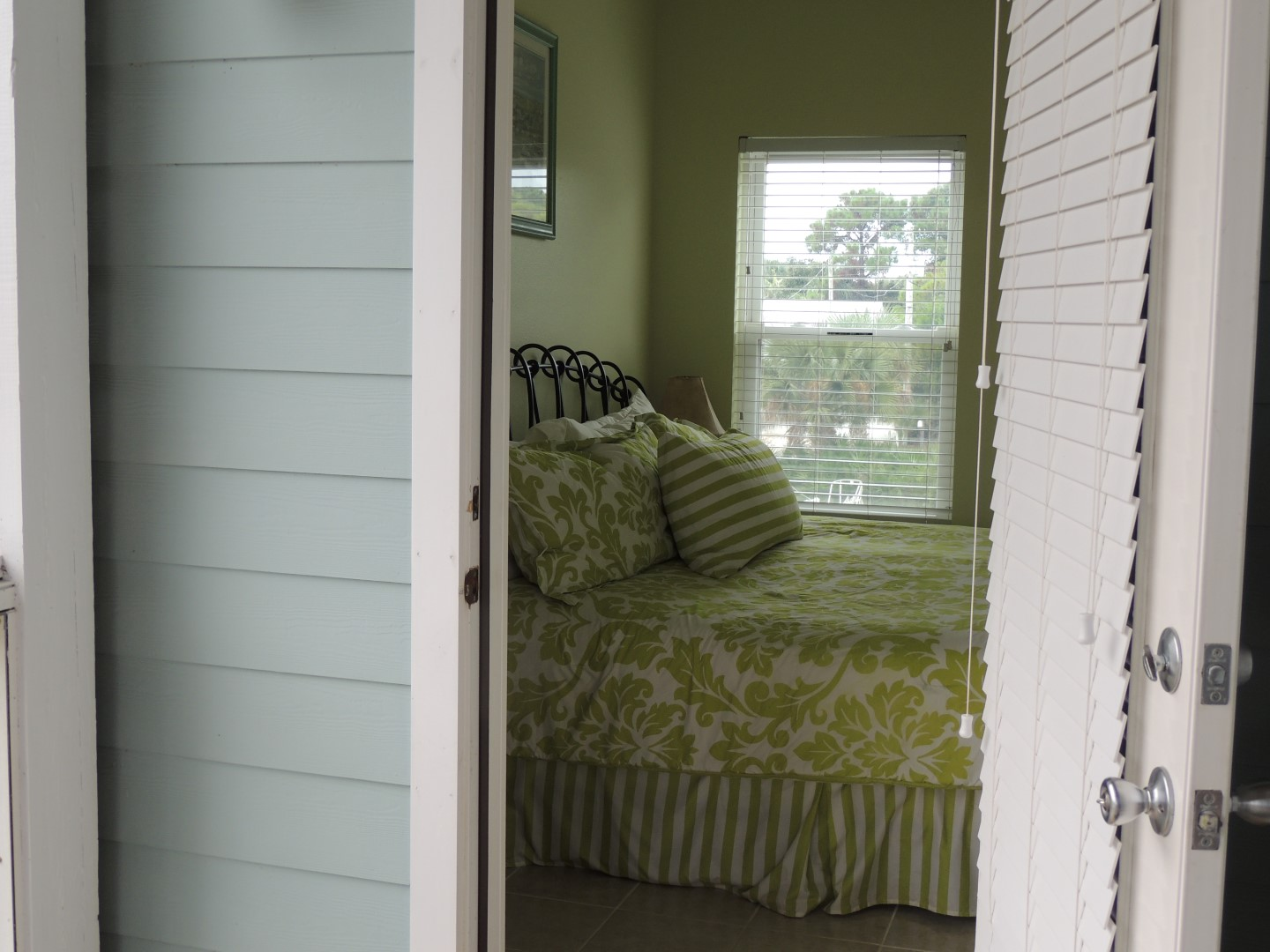 Three Palms Yellow Room- Main Floor- From Screened in Deck-6A