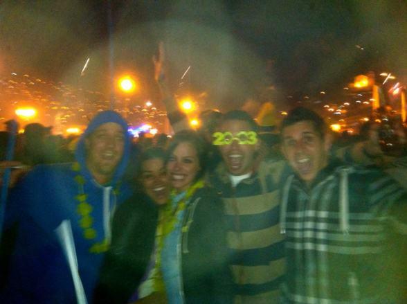 FiveBadTourists NYE in Cusco!