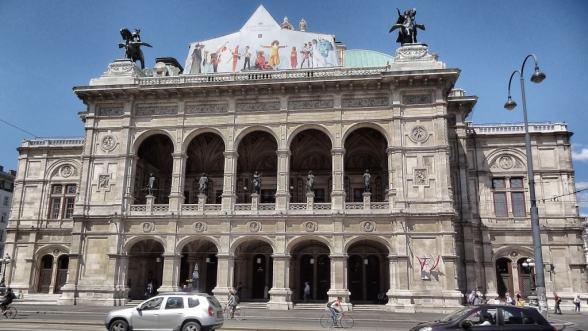 Vienna Opera Hou