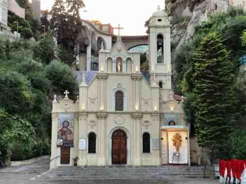 Saint Dévote Church