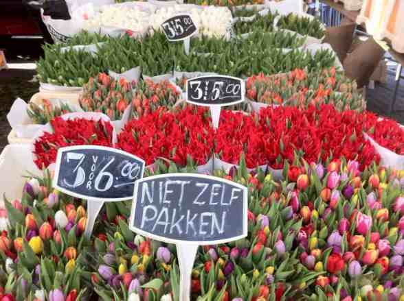 Marketplace at Binnenrotte Rotterdam