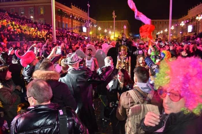Nice France Queernaval Gay Carnival