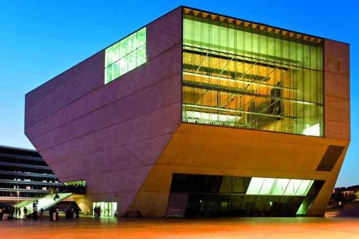 Casa de Musica, Photo Credit: Porto Convention and Visitors Bureau CC BY-NC-ND - Associação de Turismo do Porto e Norte, AR