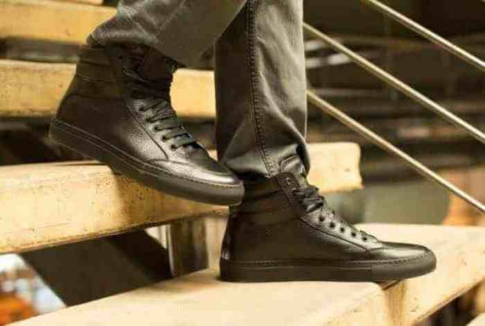 Rock some Koio Collective Italian leather shoes for work and play!