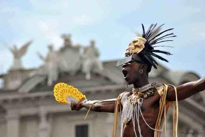 Photo via Roma Pride