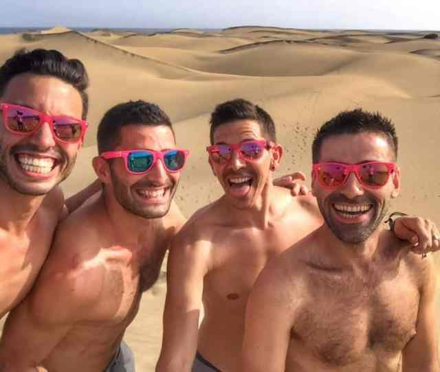 Spains Top Gay Beaches For Fun In The Sun