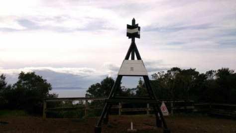 Trig Point Rangitoto