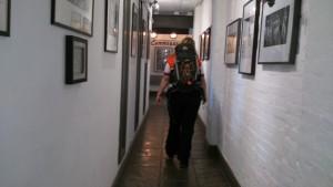 B2 Corridor of Fame