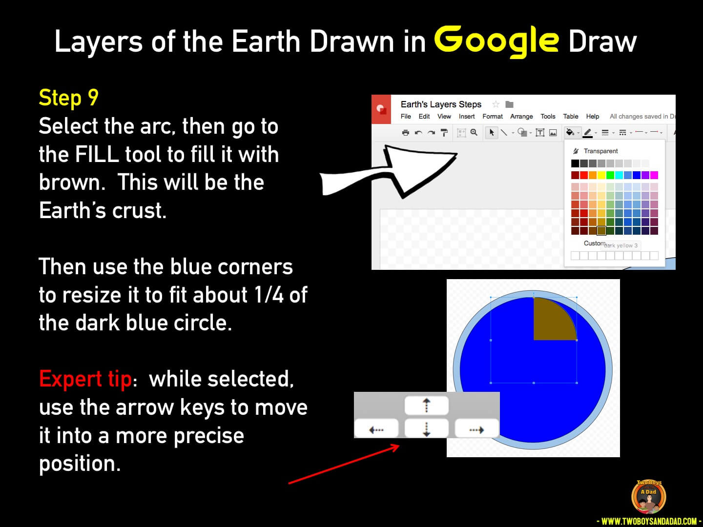 Use Google in the Classroom Step 9