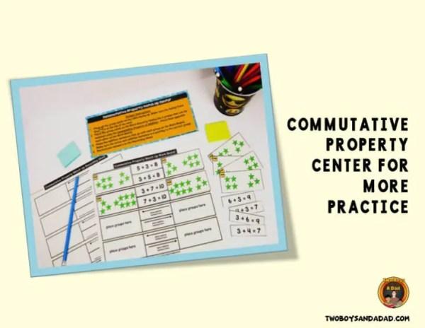 Commutative Property Center