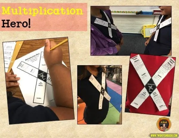 learning multiplication multiplication hero