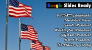 America's Landmarks for Google Slides
