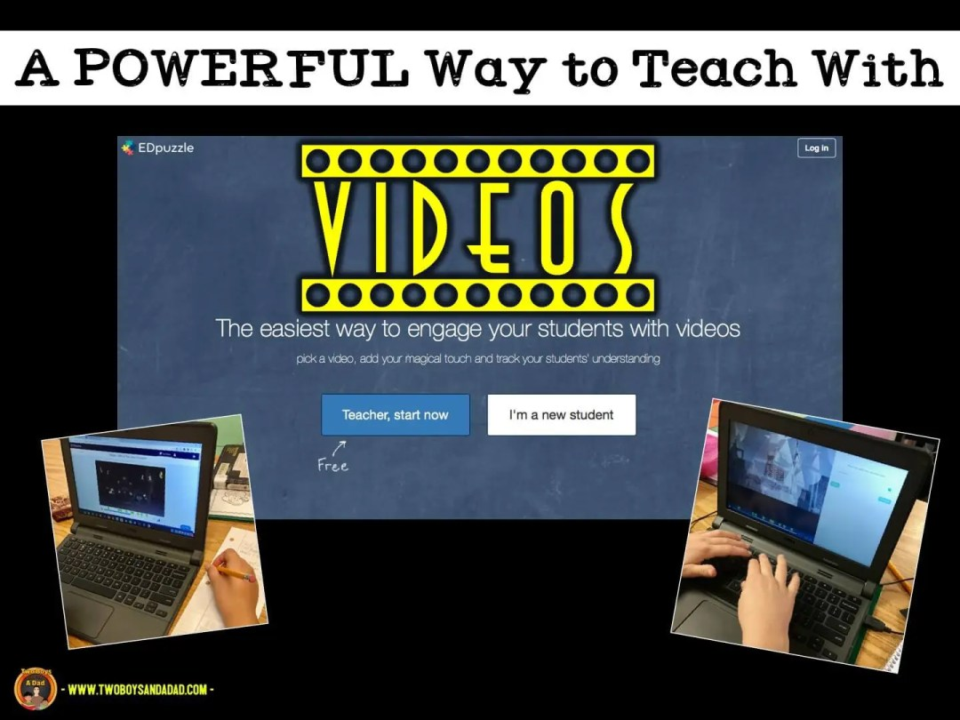 teach with videos in the classroom