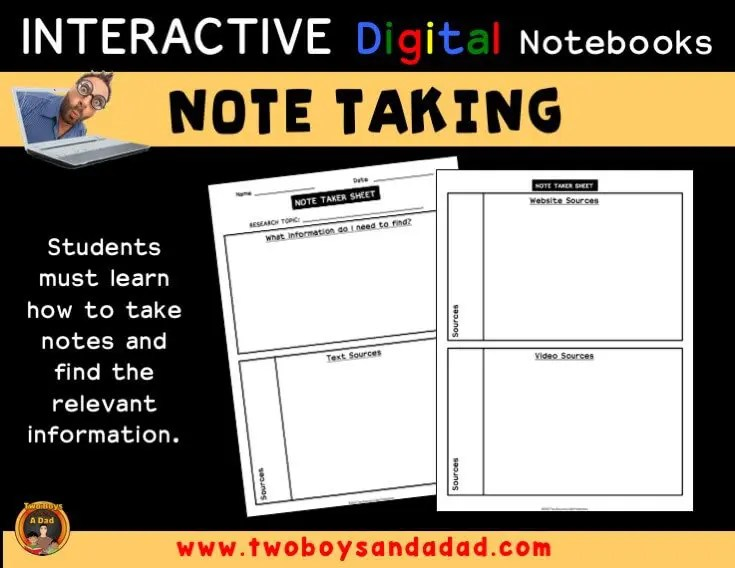 Digital Notebook and Note Taking
