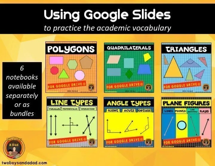 Using Google Slides