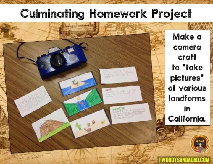 Camera Homework Project