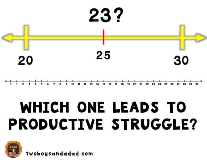 Productive Struggle in Math